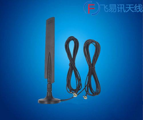 WIFI天线-高增益吸盘天线