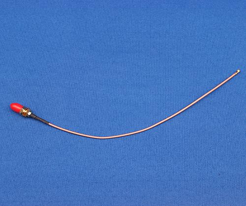 馈线/射频线-SMA带红帽转U.FL-LP(V)-040HF射频天线